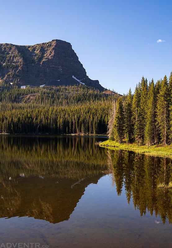 McGinnis Lake Reflection