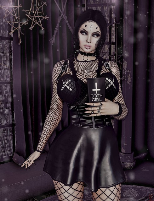 Goth and proud of it