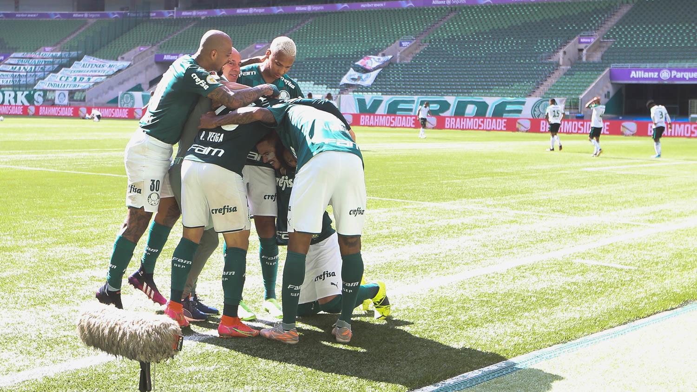 Não assistiu ao jogo? Leia aqui o resumo e ficha técnica da partida entre Palmeiras e América Mineiro pelo Campeonato Brasileiro