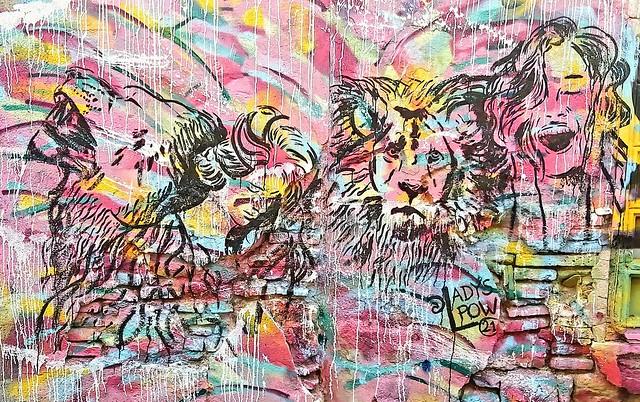 GRAFFITIS BARCELONA 2021
