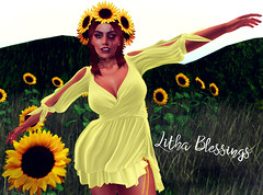 Litha Blessings
