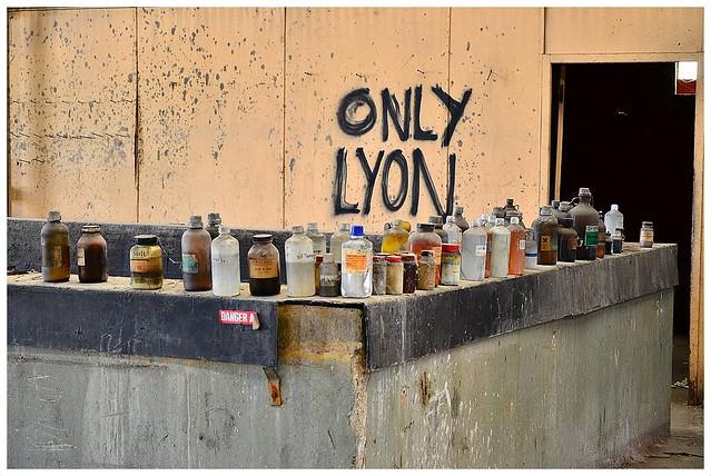 Lyon : capitale de la chimie !