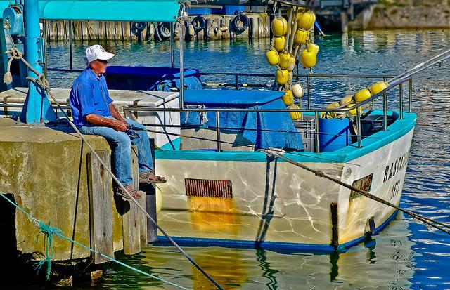 Le Pêcheur... Grau-du-Roi