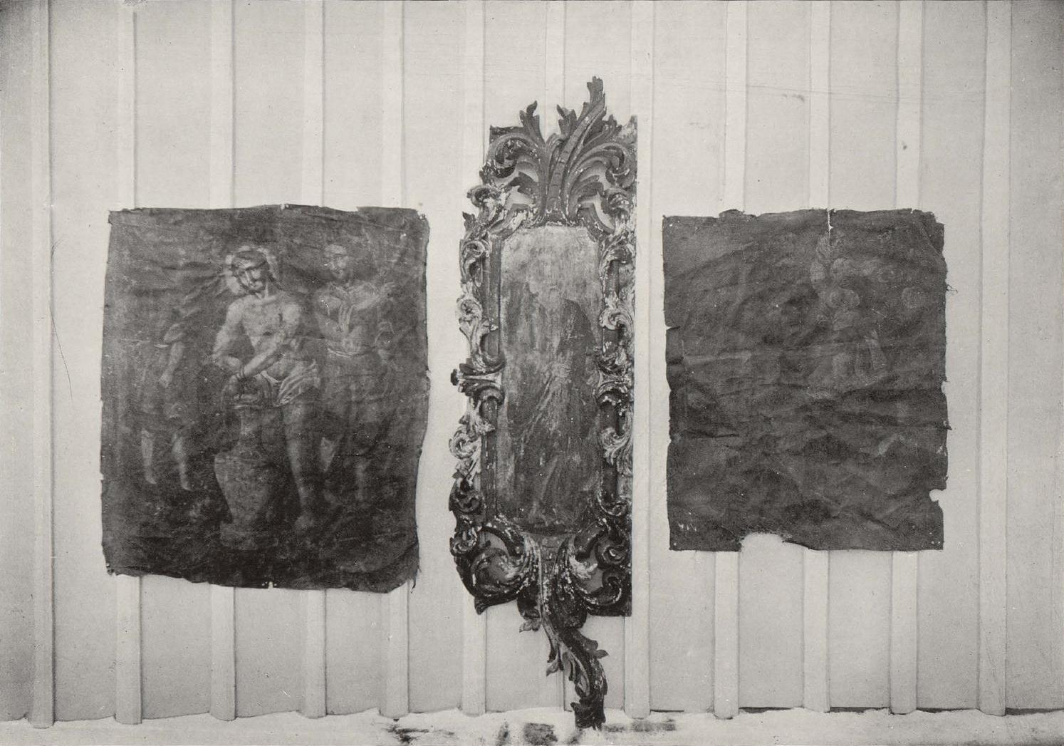 Свято-Петропавловская церковь. Интерьер. 1899