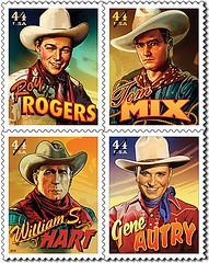 cowboy stamps