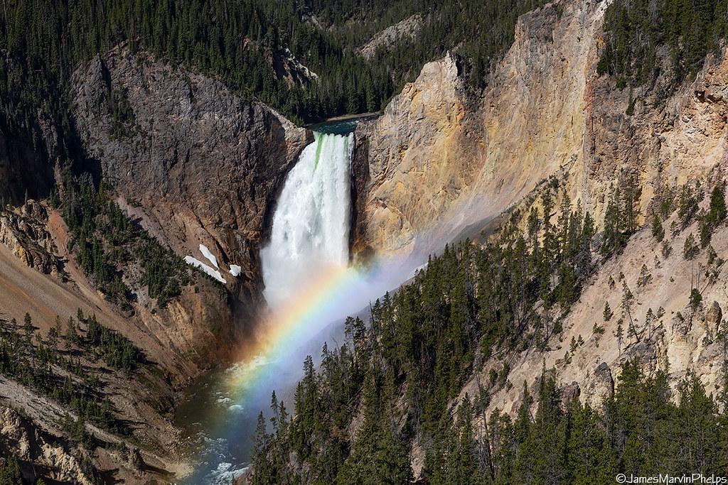 Lower Falls Rainbow