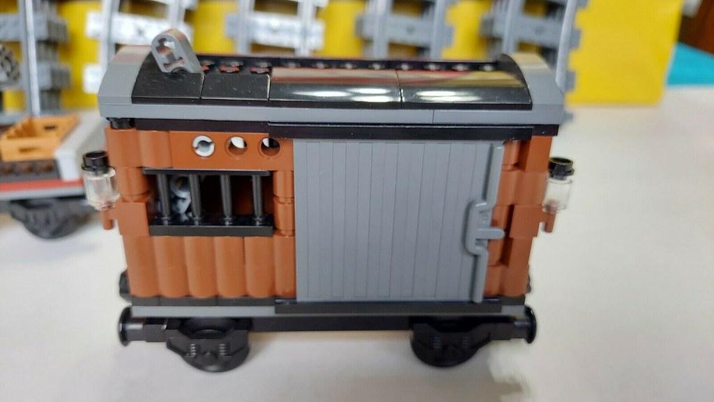 Lego 79111 Disney Lone Ranger Constitution Train 09