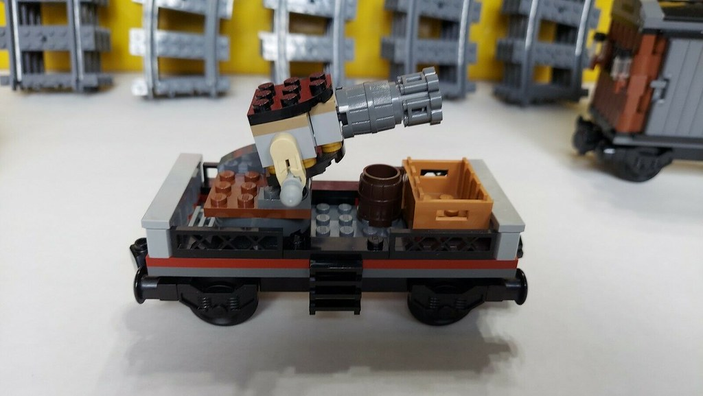 Lego 79111 Disney Lone Ranger Constitution Train 07