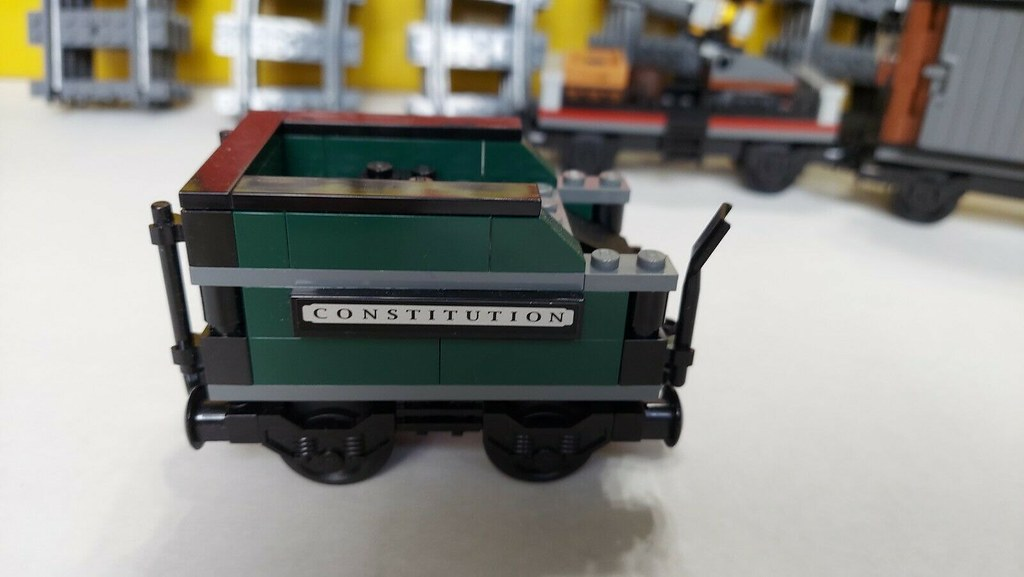 Lego 79111 Disney Lone Ranger Constitution Train 05