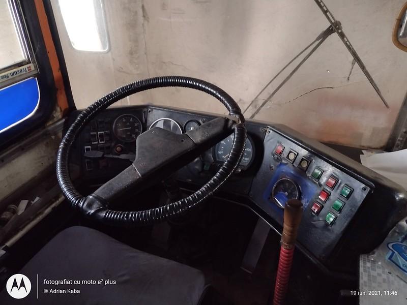 Bordul autobuzului Ikarus 260 #IL01GPD