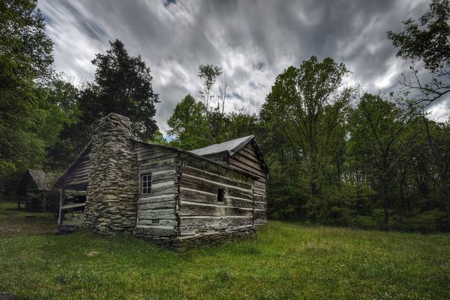 Walker Sisters Cabin