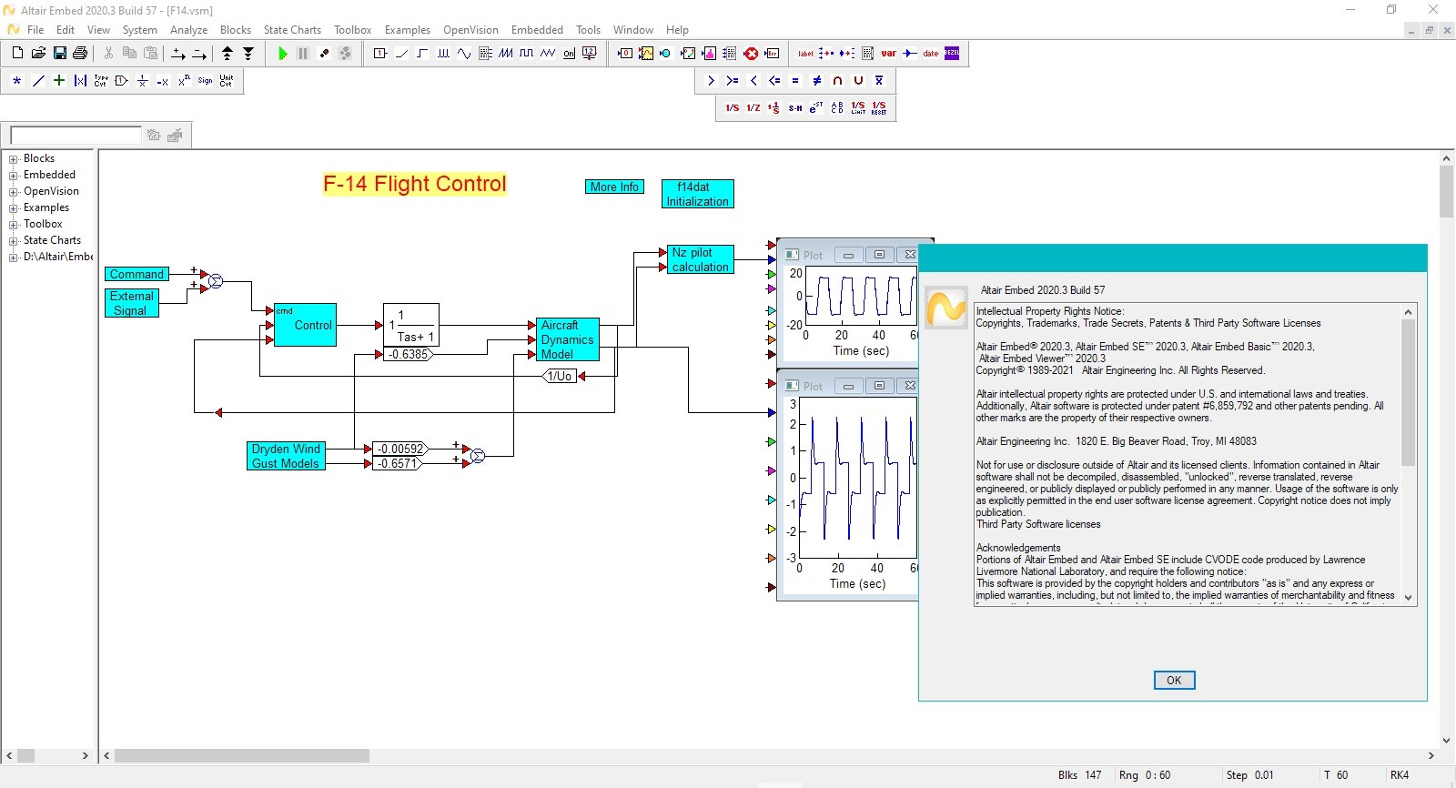 Working with Altair Embed 2020.3 Build 57 full