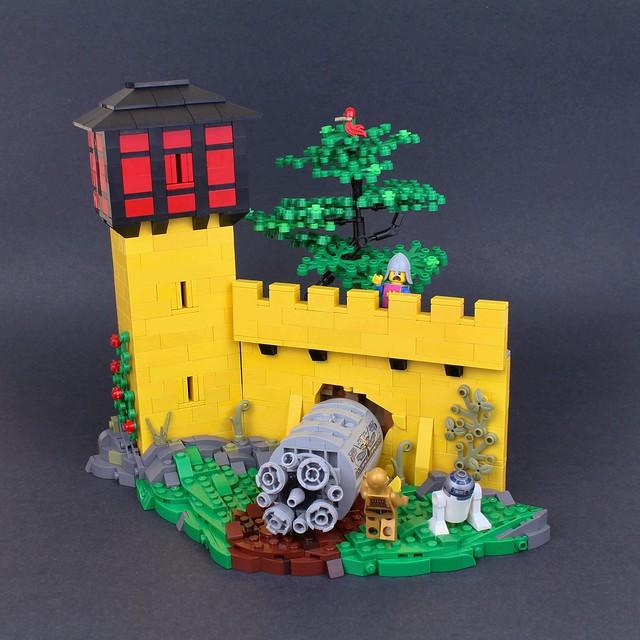Crashing into Classic Castle