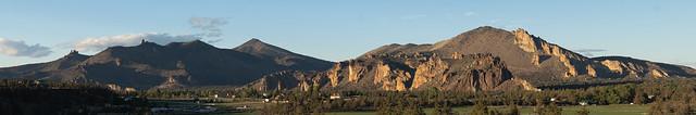 Smith Rock - Redmond View