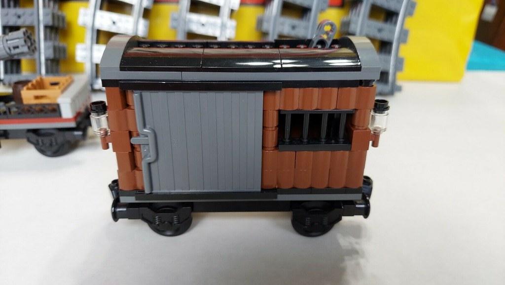 Lego 79111 Disney Lone Ranger Constitution Train 08