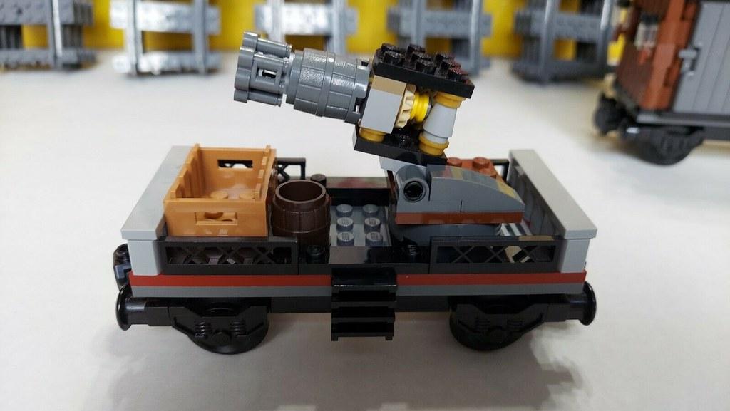 Lego 79111 Disney Lone Ranger Constitution Train 06