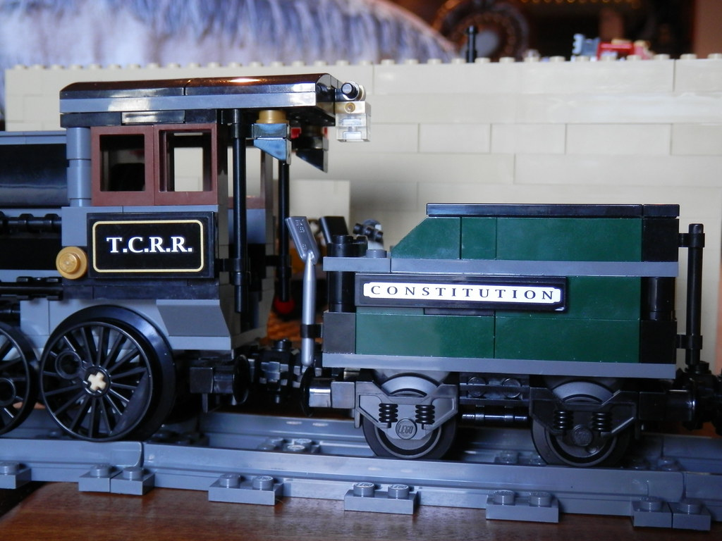 LEGO Disney Lone Ranger Constitution Train tender