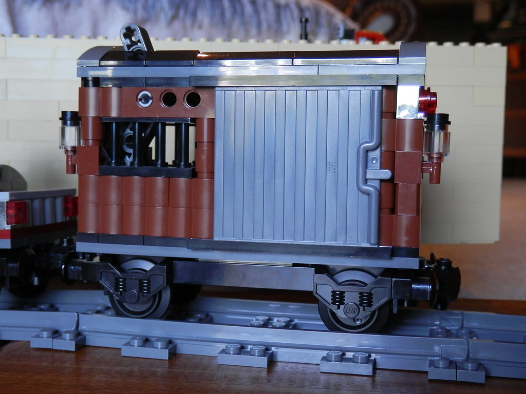 LEGO Disney Lone Ranger Constitution Train jail car