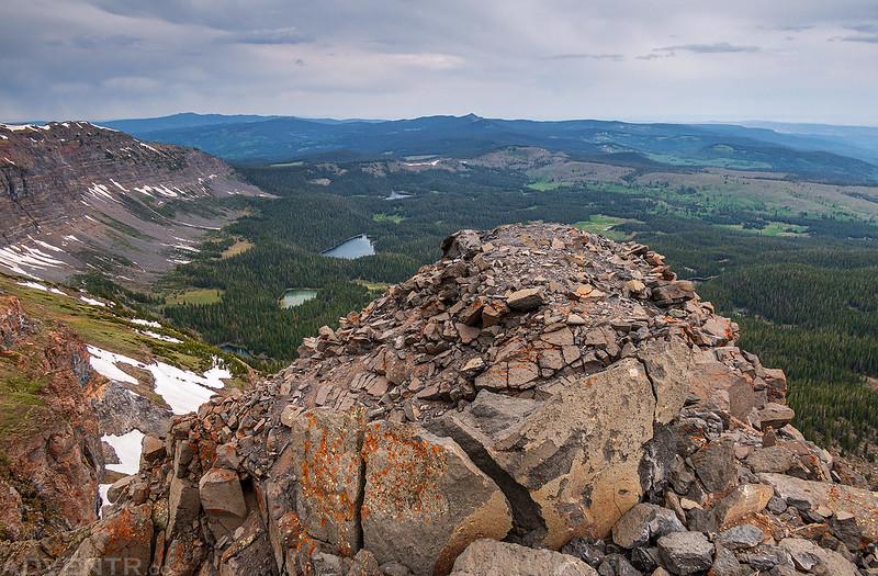 Lost Lakes Peaks East Summit