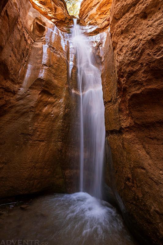 Rattlesnake Creek Falls