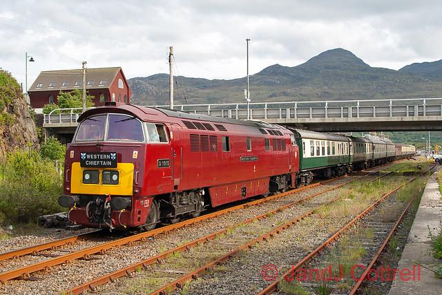 D1015 at Kyle of Lochalsh