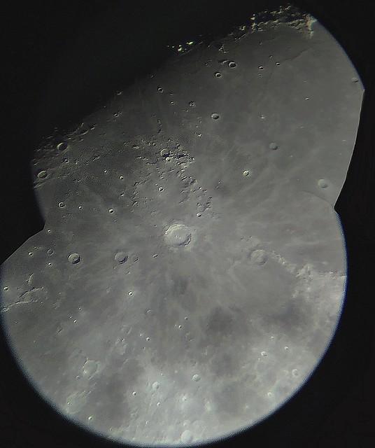 Moon Jun 20th 2021, sunrising over Mare Insularum