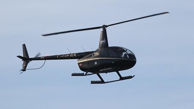 C-GEAK - Robinson R66