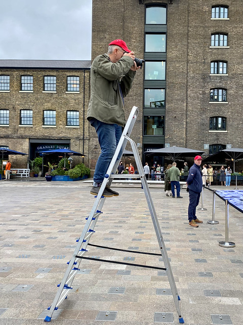 The Inside Out Project - Granary Square
