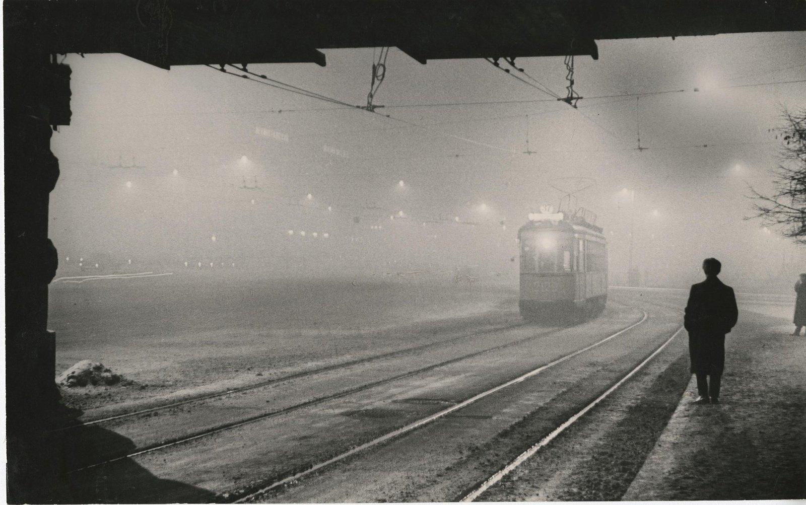 1960. Белая ночь в Москве