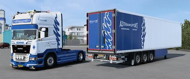 Scania R490 - A3 Transport V.O.F