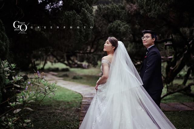 綠攝影像_自主婚紗_中式婚紗_武少