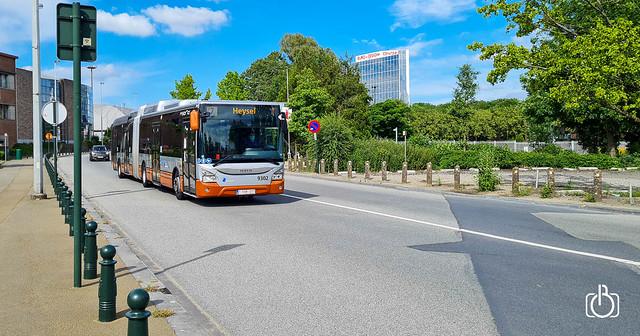 T-Bus 7 Heysel