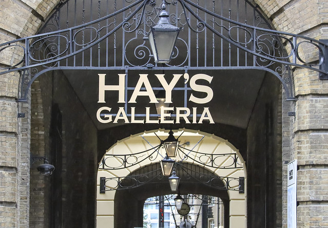 Hay's Galleria, London