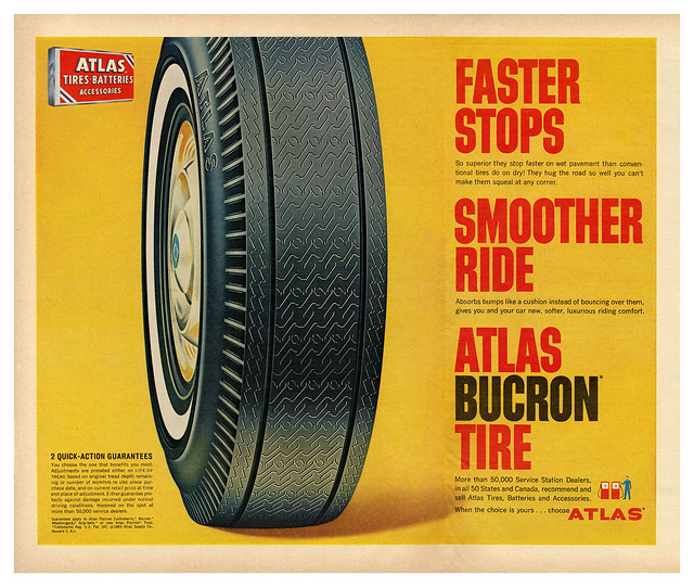 Atlas Tires (1963)