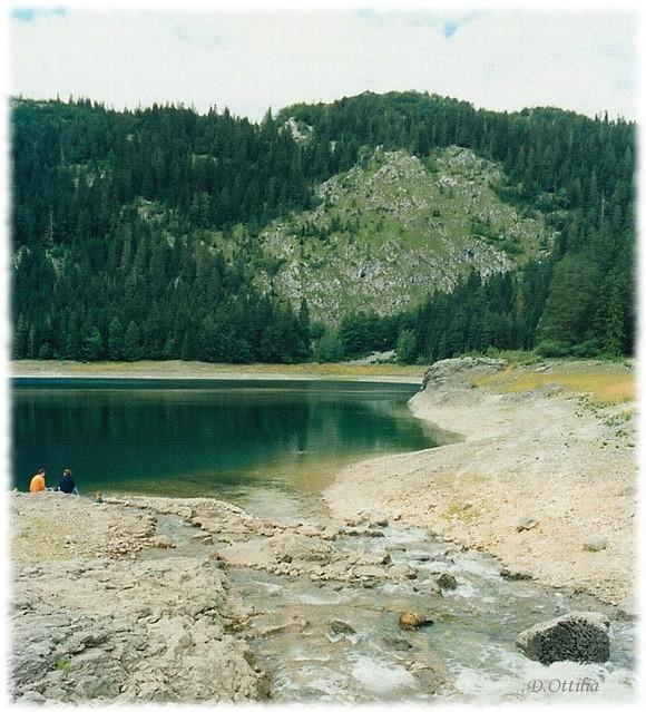 Montenegro - Durmitor National Park - Black Lake / Crno Jezero