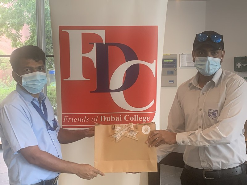 FDC Thanks to Ancillary Staff 2021