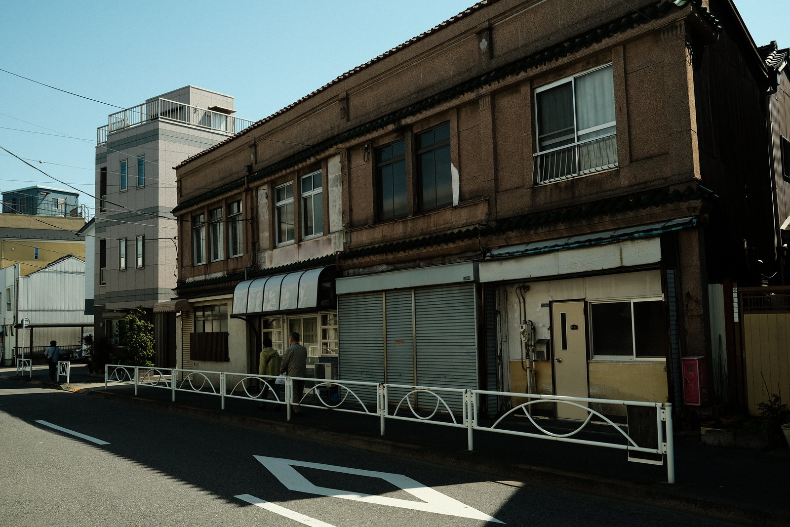 Tokyo Sumida-ku Tachibana Shopping District、2021