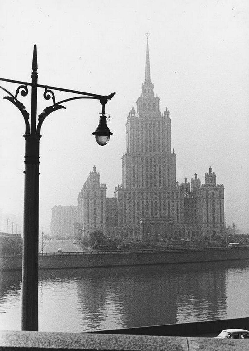 1962. Гостиница «Украина»