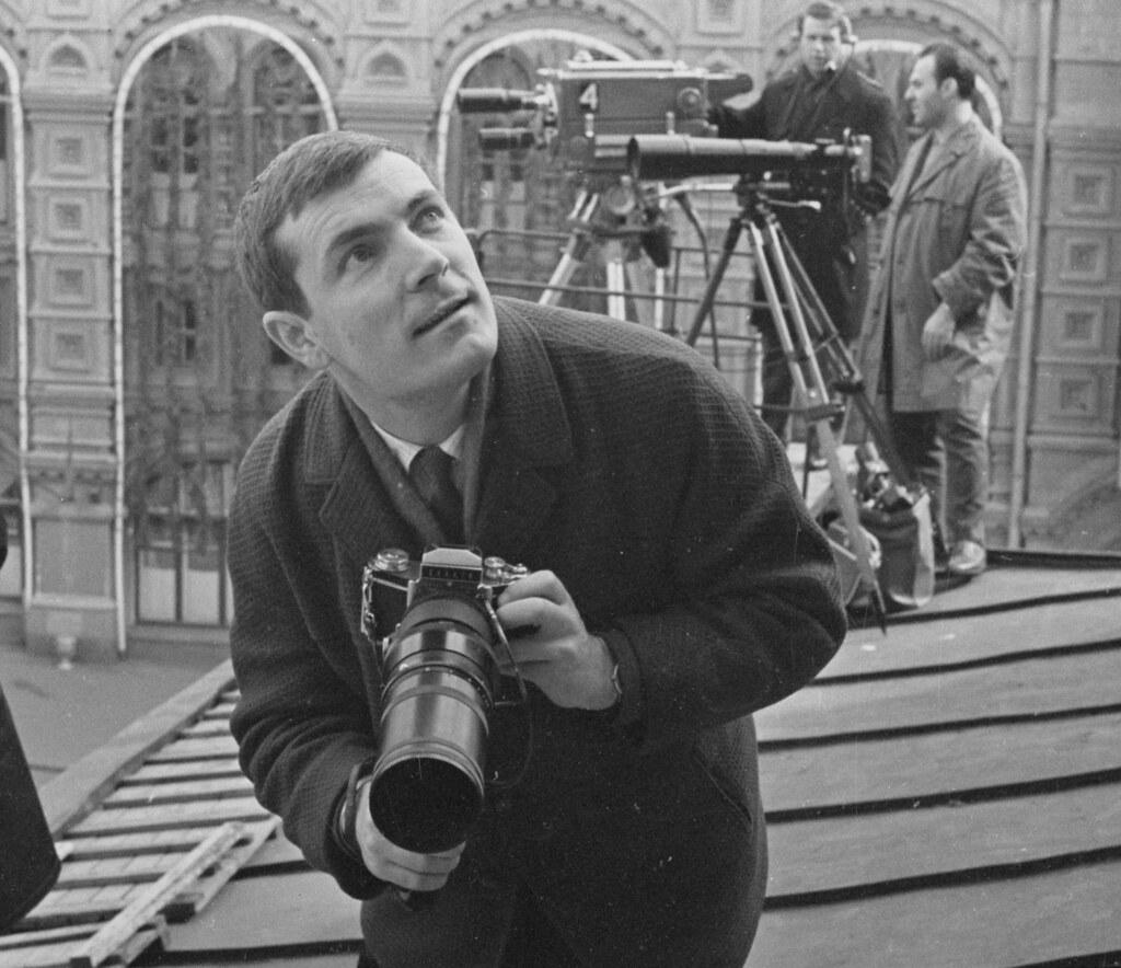 1960. Виктор Ахломов