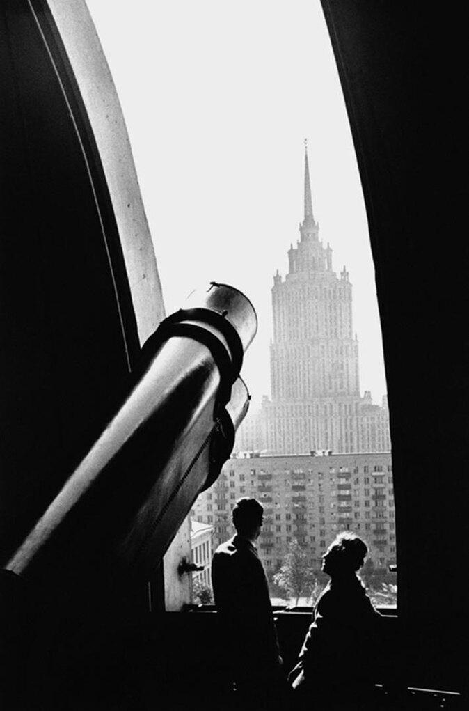 1960. «Московский меридиан»