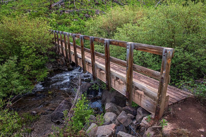 Skinny Fish Creek Bridge