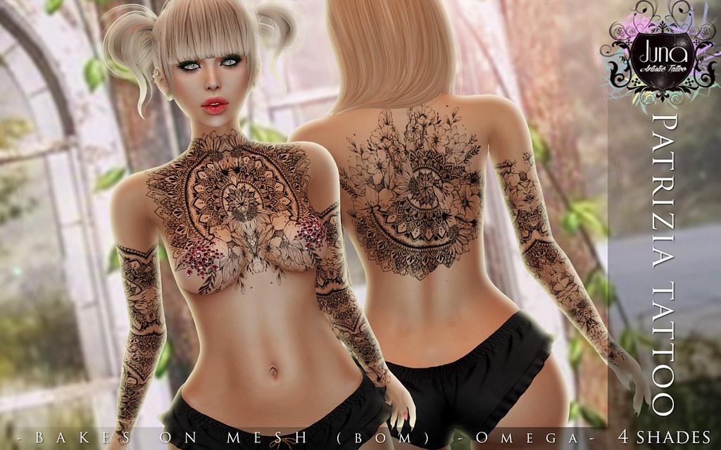 Patrizia tattoo