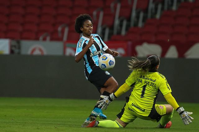 Internacional x Grêmio - BR Feminino 2021