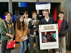 CCCL League of Legends tournament at Tūranga