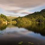 15. Juuni 2021 - 18:52 - A golden hour shot of Rydal Water with its well photographed boathouse. Is it any wonder that Wordsworth was so inspired by this beautiful area of the Lake District.