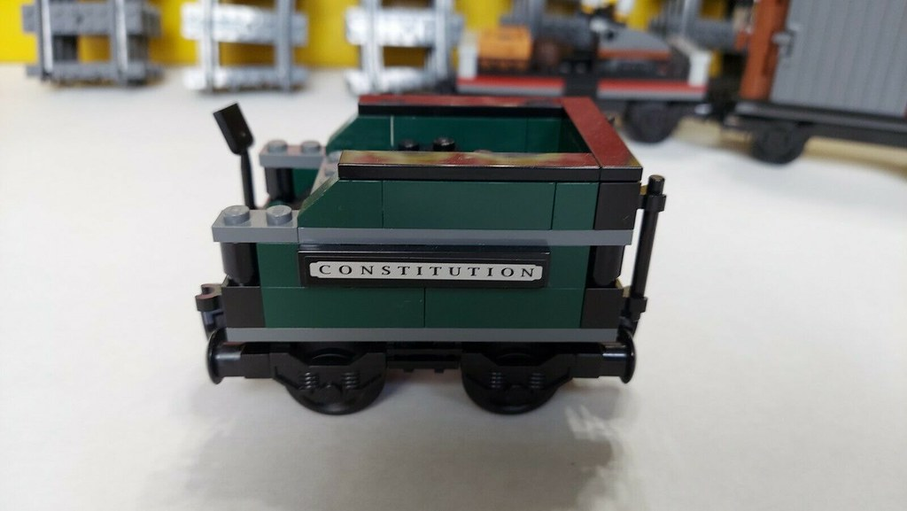 Lego 79111 Disney Lone Ranger Constitution Train 04