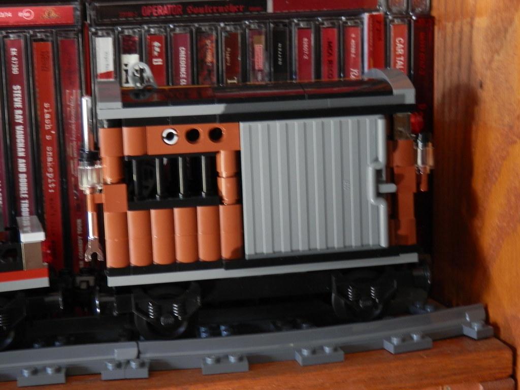 Lego 79111 Disney Lone Ranger Constitution Train jail car