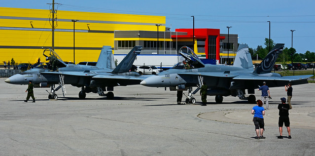 RCAF CF-188 (Demo 2021)