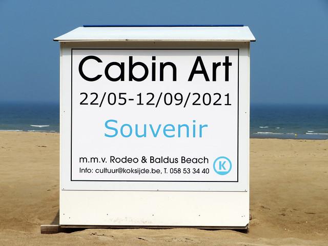 cabin art 2021