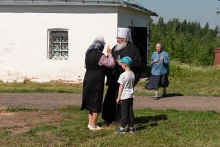 20.06.2021 | Литургия в Клопском монастыре